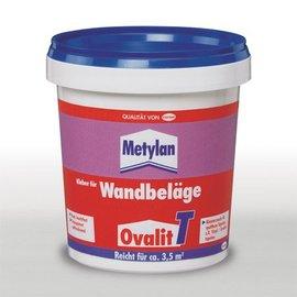 Preisgruppe:  >>>hier klicken<<< Metylan Ovalit T Wandbelags-Kleber 1550