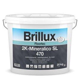 (Farbton: Preisgr. suchen) Floortec 2K-Mineralico SL 470 mit Härter 471