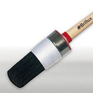 (Preisgr. suchen) 1178 Maler-Lackierringpinsel, schwarz
