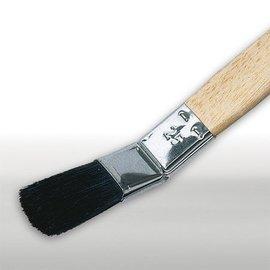 (Farbton: Preisgr. suchen) 1185 Flachpinsel, gebogen