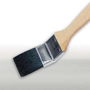 Brillux 1461 Maler-Heizkörperpinsel, schwarz