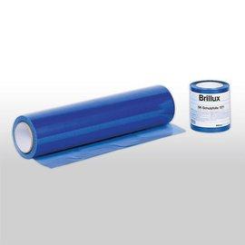(Preisgr. suchen) 1571 SK-Schutzfolie, blau