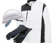 Arbeitsschutz, Malerbekleidung..