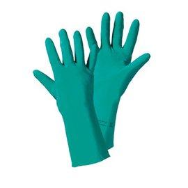(Farbton: Preisgr. suchen) 1824 Nitril-Schutzhandschuhe, grün