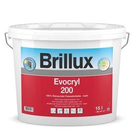 Brillux (Preisgr. suchen) Evocryl 200 TSR-Formel