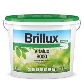 Brillux (Preisgr. suchen) Vitalux 9000  stumpfmatt Deckvermögen Klasse 1
