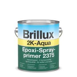 Brillux 2K-Aqua Epoxi-Sprayprimer 2375 mit Härter