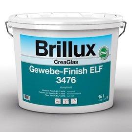 (Farbton: Preisgr. suchen) CreaGlas Gewebe-Finish ELF 3476