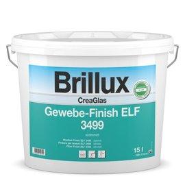 (Farbton: Preisgr. suchen) CreaGlas Gewebe-Finish ELF 3499