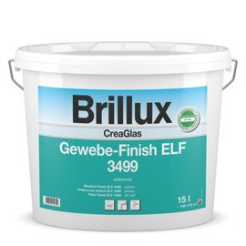 (Preisgr. suchen) CreaGlas Gewebe-Finish ELF 3499
