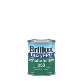 Brillux (Preisgr. suchen) Lacryl-PU Schultafellack 258