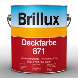 (Preisgr. suchen) Brillux Deckfarbe 871