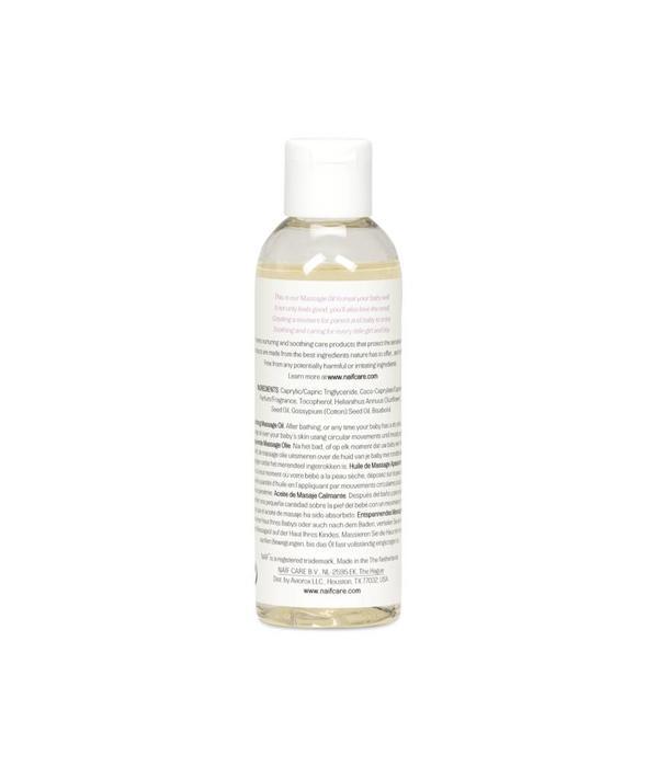 NAÏF baby care NAÏF - Verzachtende Baby Massageolie 100 ml