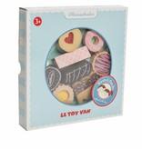 Le Toy Van LE TOY VAN - Houten koekjes set 9-delig