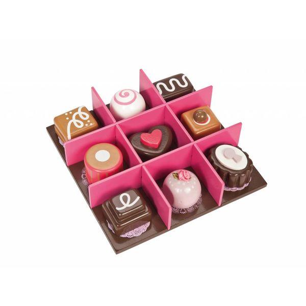 LE TOY VAN - Houten bonbons set 9-delig