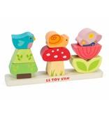 Le Toy Van LE TOY VAN - Stapel speelgoed tuin