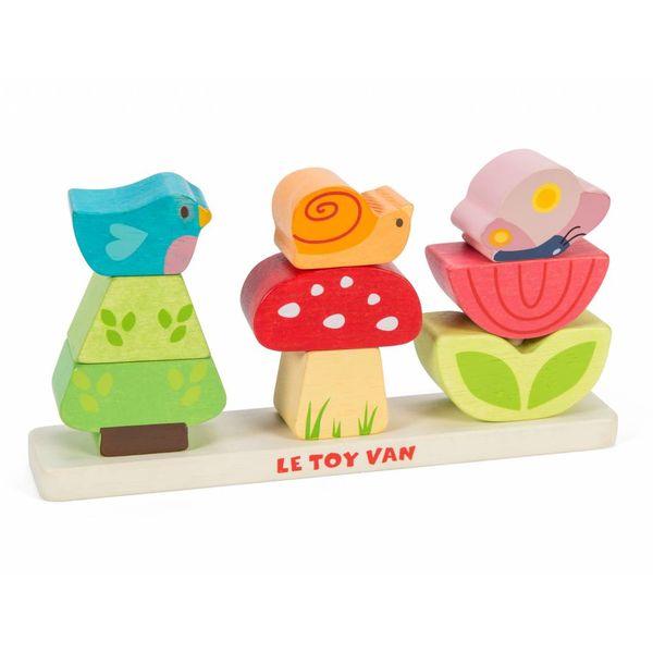 LE TOY VAN - Stapel speelgoed tuin