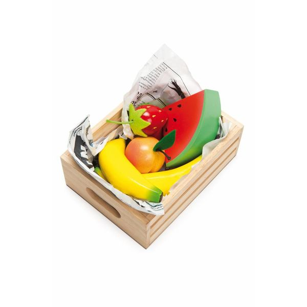LE TOY VAN - Kistje met fruit