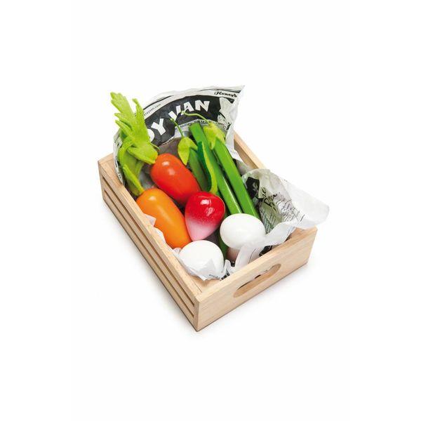 LE TOY VAN - Kistje met groenten