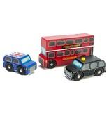 Le Toy Van LE TOY VAN - Auto set Londen