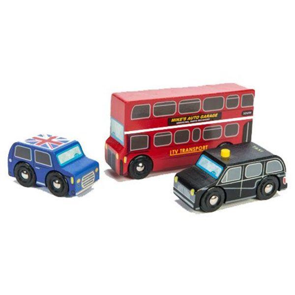 LE TOY VAN - Auto set Londen