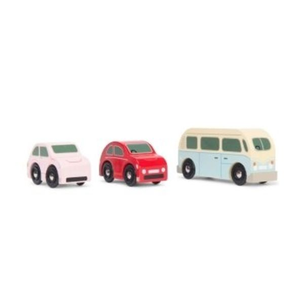 LE TOY VAN - Auto set retro