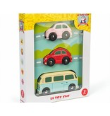 Le Toy Van LE TOY VAN - Auto set retro