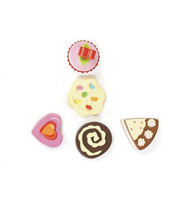 Le Toy Van LE TOY VAN - Standaard met taartjes