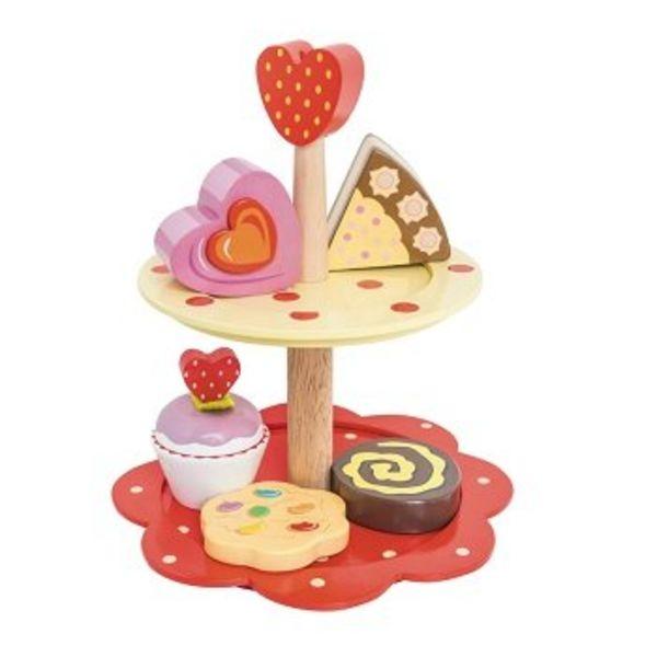LE TOY VAN - Standaard met taartjes