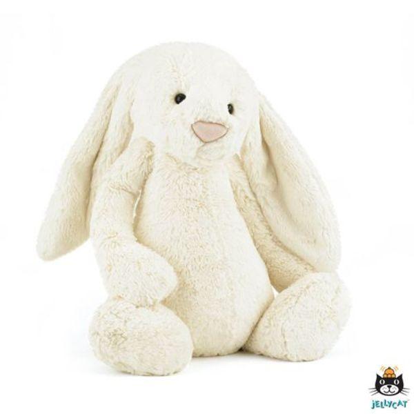 Jellycat - Bashful Bunny konijn cream - groot - 51 CM
