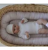 Filibabba Filibabba - Babynest Indian blauw