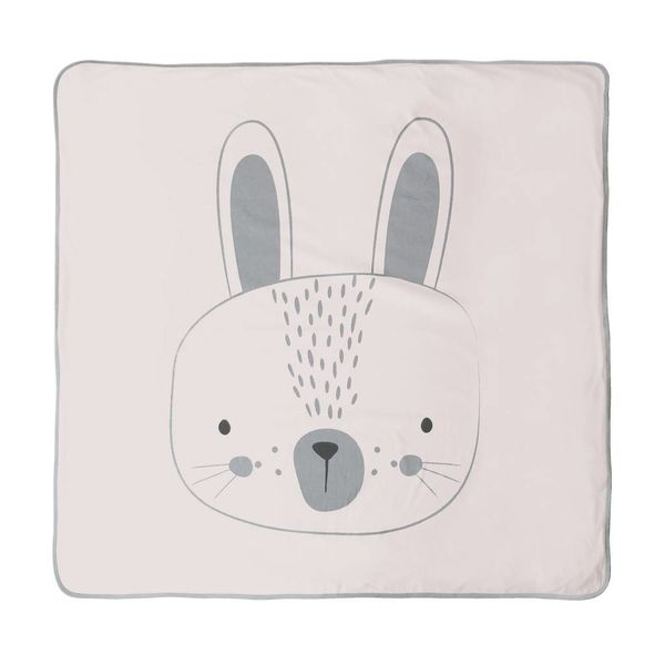 MISTER FLY KIDS - Deken konijn roze