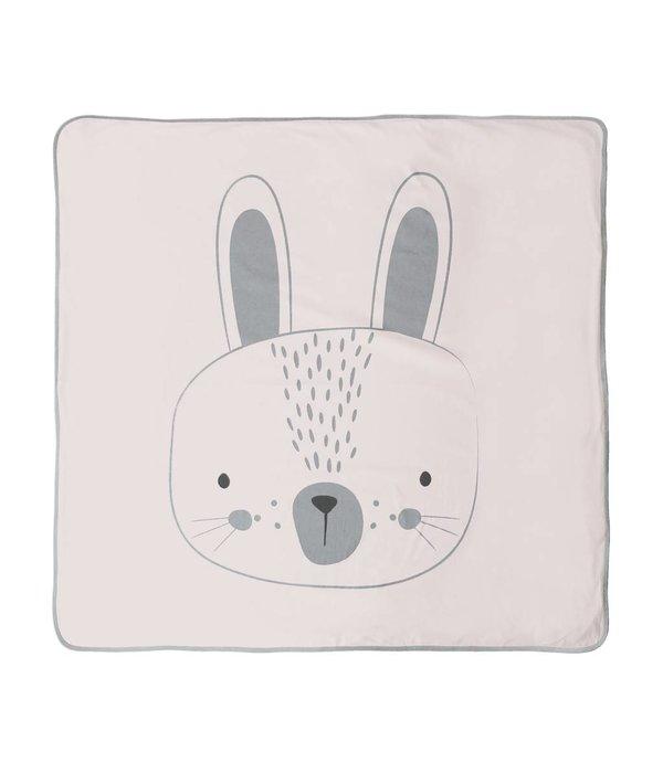 Mister Fly Kids MISTER FLY KIDS - Deken konijn roze