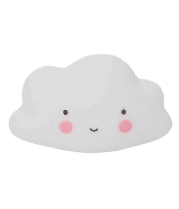 A Little Lovely Company A LITTLE LOVELY COMPANY - Badspeelgoed wolk
