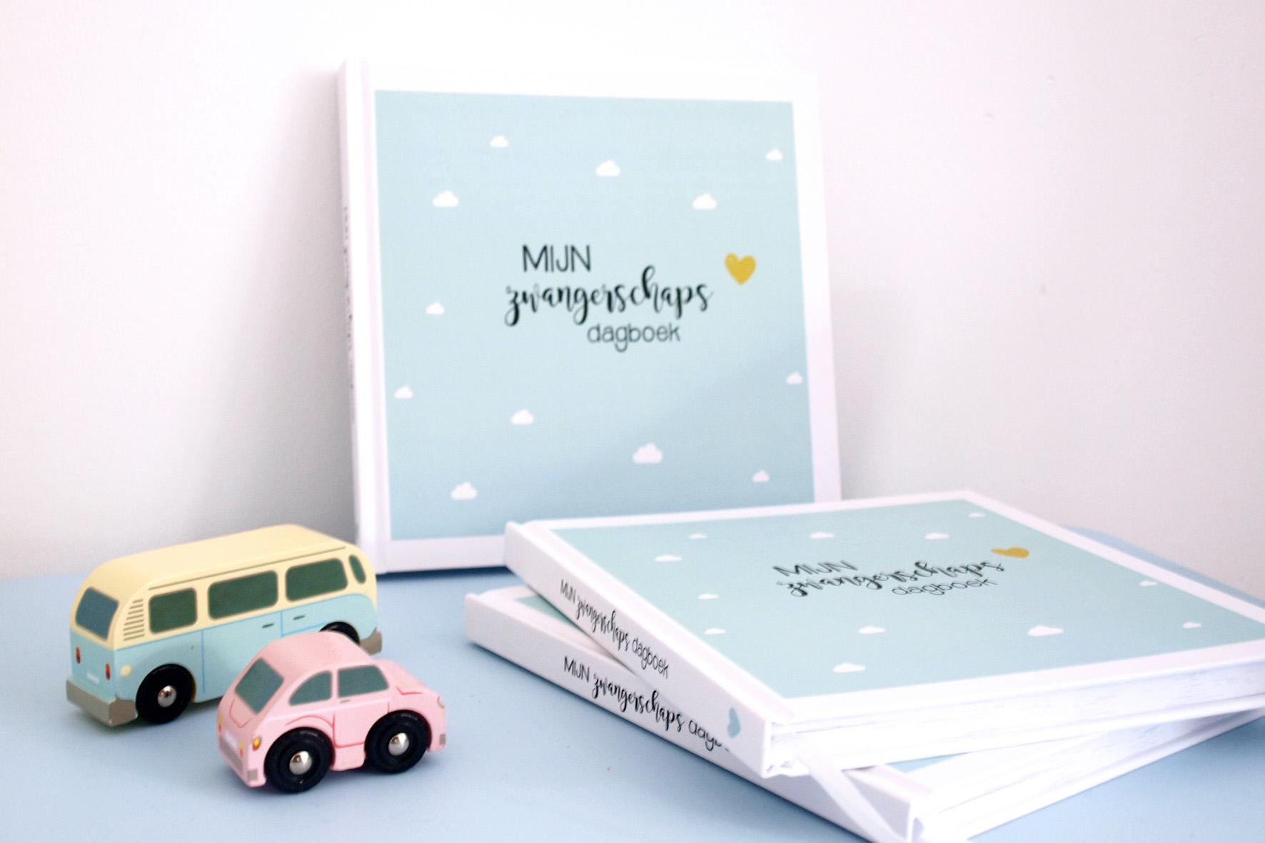 Maan zwangerschapsdagboek