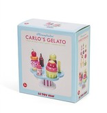Le Toy Van LE TOY VAN - IJsjes set Carlo's Gelato