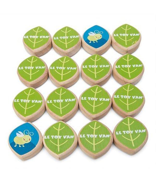 Le Toy Van LE TOY VAN - Memory dieren van hout