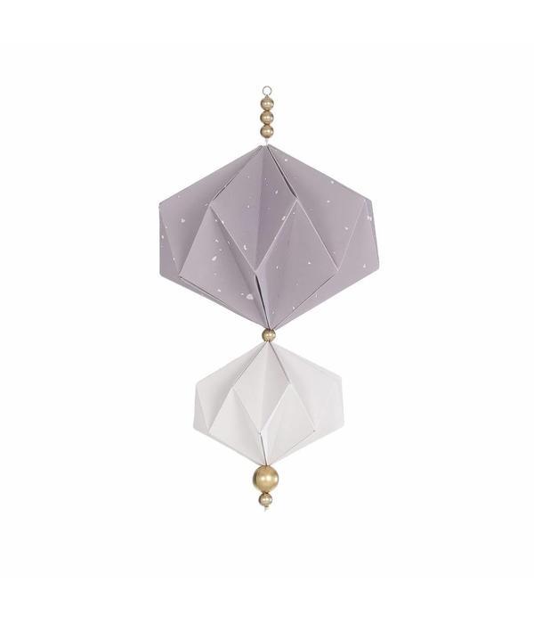BORN Copenhagen BORN Copenhagen - Origami mobiel lila