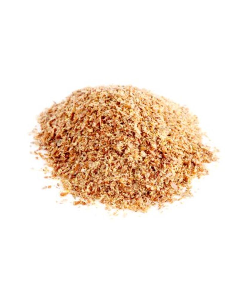 La semilla de lino Roto