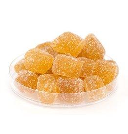 Cubes de gingembre sucre granulé