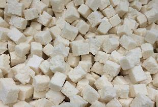 Coconut Diced souple