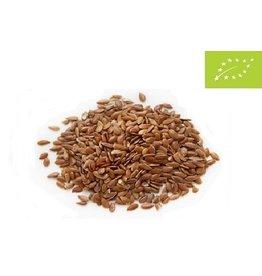 Graines de lin organiques