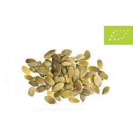 Semillas de calabaza orgánicas