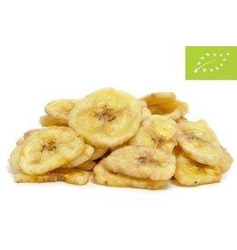 Patates de banane organiques