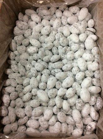 chocolade amandelen sneeuw