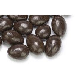 Schokoladen mandeln dark