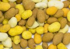 Arachidi rivestite di pasta Oriëntal