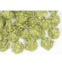 Craquelins de riz au wasabi