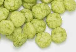 Mini gebackener Wasabi