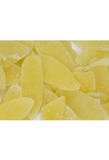 Tranches de noyau d'ananas